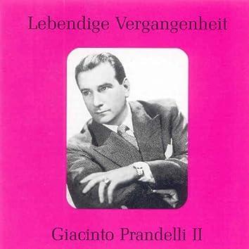 Lebendige Vergangenheit - Giacinto Prandelli (Vol.2)