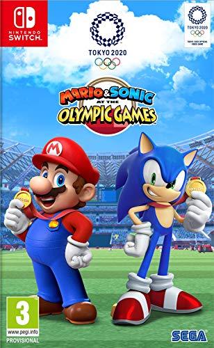 Mario & Sonic op de Olympische Spelen: Tokio 2020 – NL versie (Nintendo Switch)
