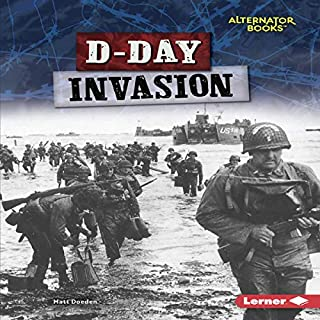 D-Day Invasion cover art