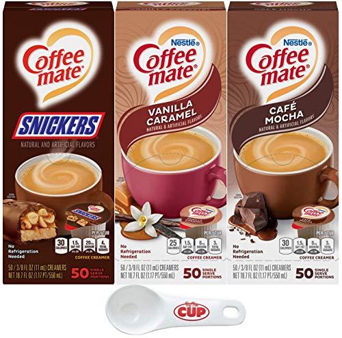 Nestle Coffee mate Liquid Coffee Creamer Singles Variety Pack