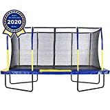 Upper Bounce 9' X 15' Gymnastics Style, Rectangular Trampoline Set...