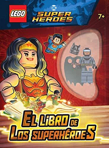 LEGO DC COMICS SUPER HEROES. El libro de los superhéroes