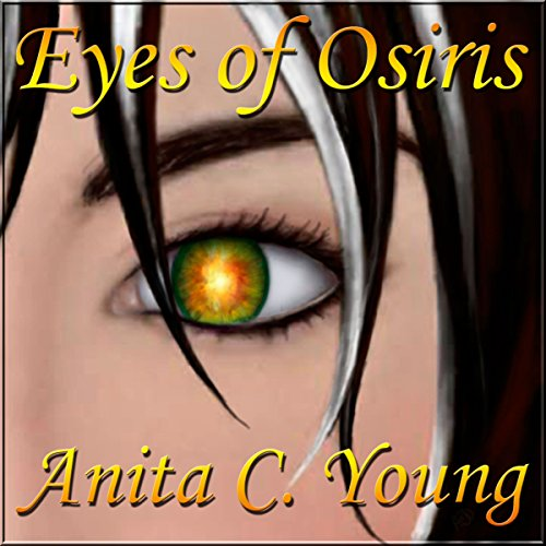 Eyes of Osiris, A Kayara Ingham Novel audiobook cover art