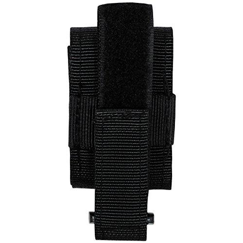 MFH Praktischer Handschuhhalter für Koppeln oder Gürtel Nylon schwarz Security Handschuhe Gürtel Halter Befestigung NEU