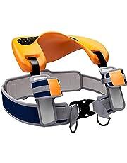 FQXM Asiento del Hombro de una Silla, ergonómico Niño Correa del Tobillo de Diseño, Asiento cómodo, Adecuado para niños 2-5 años