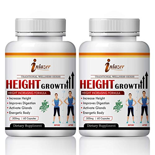 Height Growth For Helps increasing height 100% Natural (120)