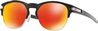 Oakley Clubmaster Sunglasses For Men, Orange