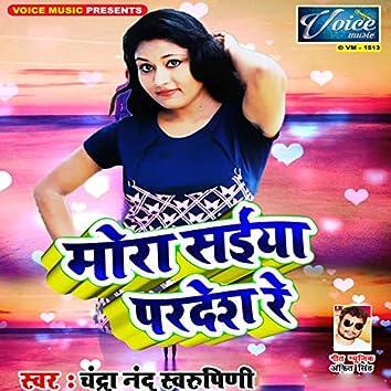 Mora Saiya Pardesh Re - Single