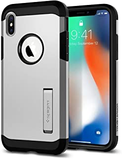 Spigen Tough Armor Designed for Apple iPhone Xs Case (2018) / Designed for Apple iPhone X..