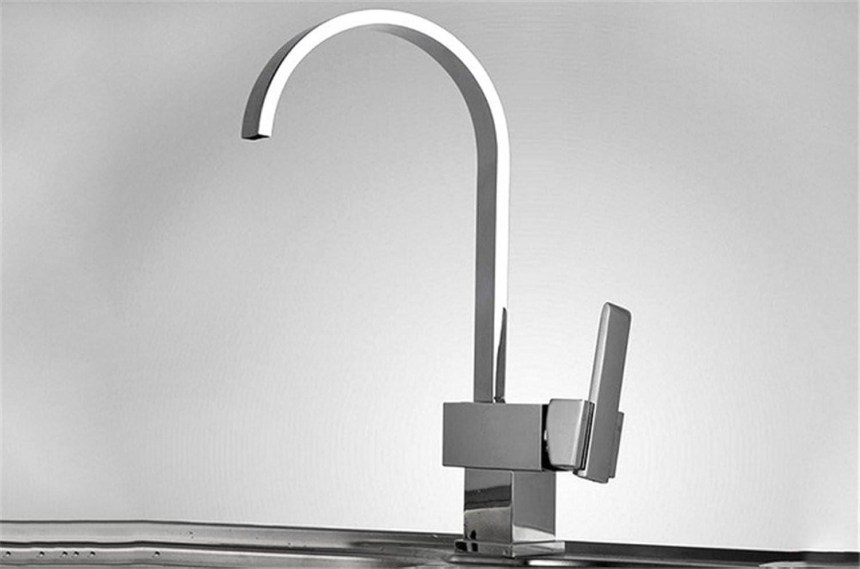 Bijjaladeva Wasserhahn Bad Wasserfall Mischbatterie WaschbeckenDie kupferne Küchewanne Wasserhahn drehbare Verschraubungen und Stilvolle Mischung der Wasserhahn Wasserhahn Einloch