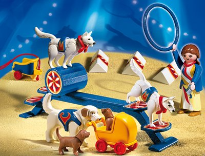 Playmobil 4237 - Hundedressur