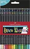 Faber-Castell Blackwood - Lápices de colores 36er Etui