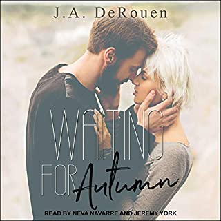 Waiting for Autumn audiobook cover art