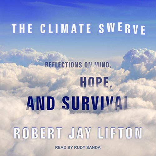 The Climate Swerve audiobook cover art
