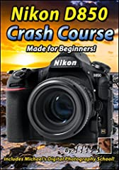 - Made for Beginners, assumes viewer has no knowledge about photography - Covers the specifics of Operating the Nikon D850, all buttons, menus & More - This Nikon D850 tutorial training video will help you to learn quickly with minimal wasted time. -...