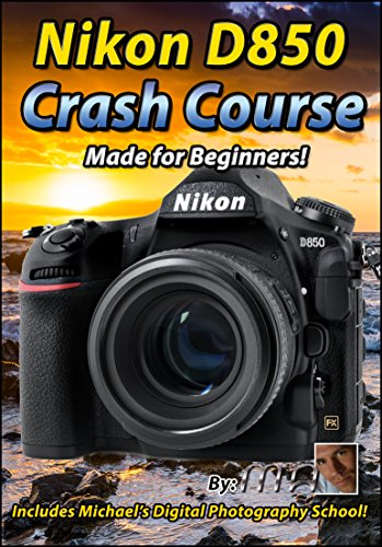 Maven Training Tutorial for Nikon D850 Crash Course Tutorial Training DVD