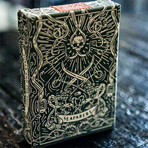 SOLOMAGIA Seafarers Playing Cards by Joker and The Thief