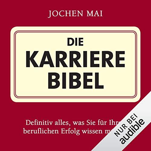 Die Karrierebibel audiobook cover art