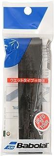 バボラ (Babolat) テニス用オーバーグリップ PRO TOUR (プロツアー) JP ブラック 長さ115cm 厚さ0.6mm 651016