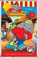 Benjamin Blümchen - Folge 4: in Afrika [Musikkassette] [Musikkassette]