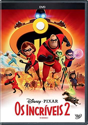 Os Incríveis 2 [DVD]