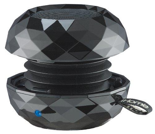 iHome iBT65 - Altavoces portátiles (Mono, Inalámbrico y alámbrico, Batería, USB, Bluetooth/3.5...