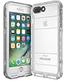 Pelican Marine Waterproof iPhone 7 Case (White/Clear)