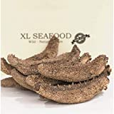 AAA Grade Dried Alaska Sea Cucumber (Mini 5 year 22-30 pcs per pack,0.5 lb ) 旭龙行淡干海参...