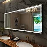 Okpal 72 x 32 LED Bathroom...