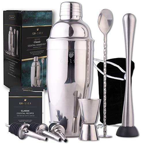 Cocktail Shaker Set (StainlessSteel 7)