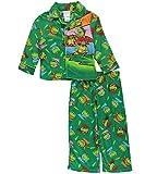 Teenage Mutant Ninja Turtles Little Boys' Lightning 2 Piece Pajama Set