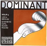 Dominant ドミナント バイオリン弦 1/8 G133