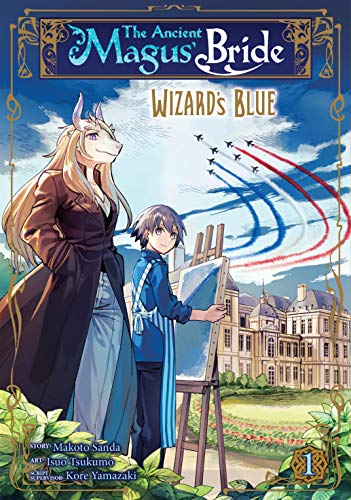 The Ancient Magus' Bride: Wizard's Blue Vol. 1 (English Edition)