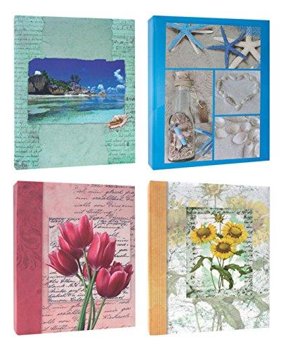 Zep AV57300 Album Carta Slip-In 300foto, 13x 19cm, 1 pezzo, modelli assortiti