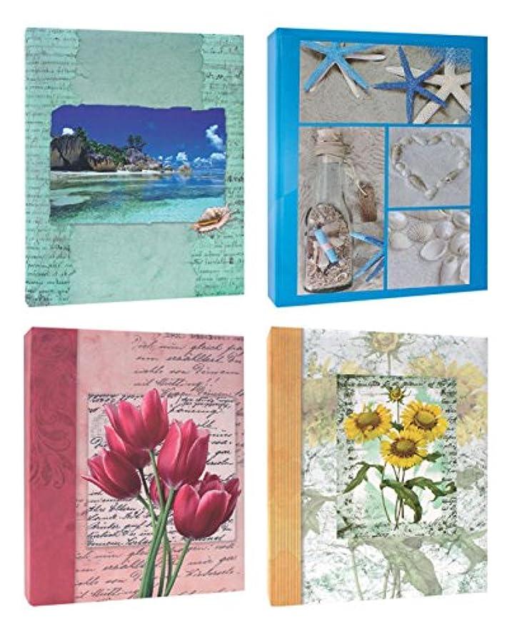 Zep Album Carta Slip-in 300 Photos, Multi-Colour, 13 x 19 cm, 1 Piece