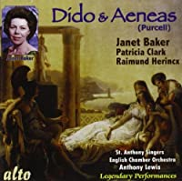 Purcell Dido & Aeneas (plus Bonus Aria by H. PURCELL (2013-04-16)