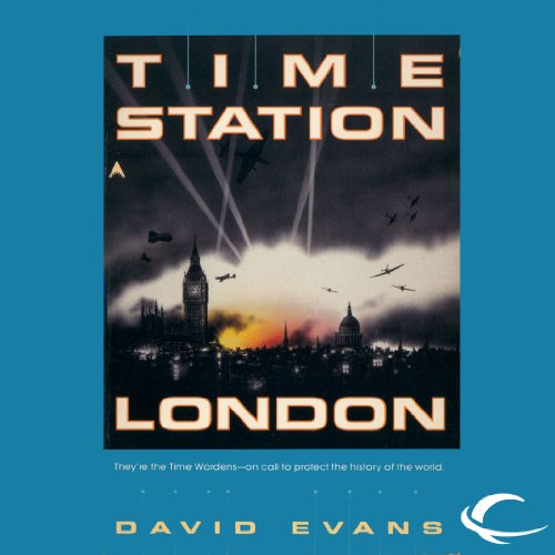 Time Station London audiobook cover art
