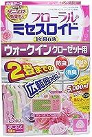 フローラルミセスロイド ウォークインクローゼット用 1年 フローラルブーケの香り 3個×4個