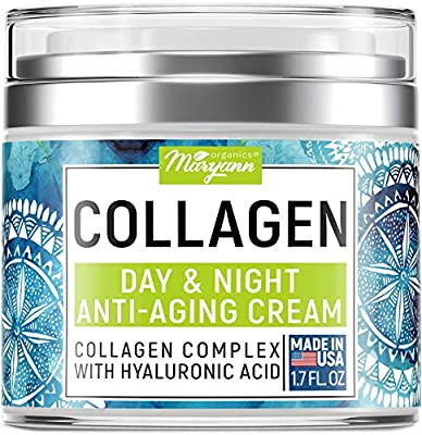 Maryann Organics Collagen Cream