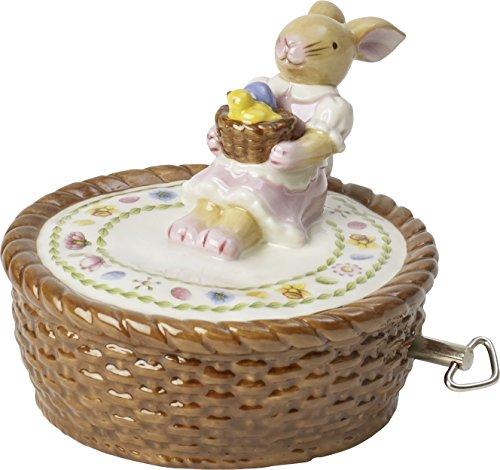 Villeroy & Boch Bunny Family Boîte à musique \