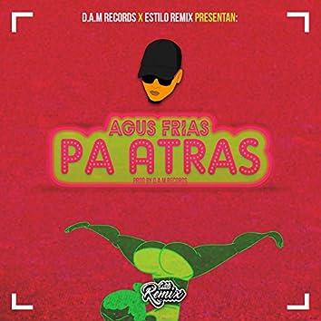 Pa' Atras - Single