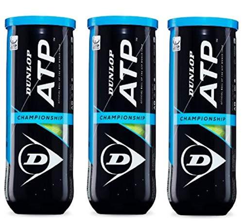 Dunlop ATP Championship 9 bälles (3x3)