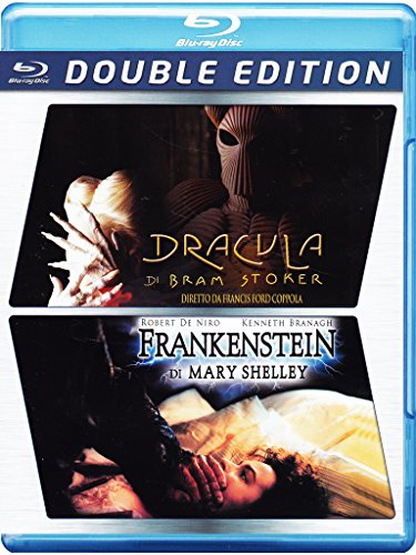 Dracula Di Bram Stoker, Frankenstein Di Mary Shelley (Box 2 Br)