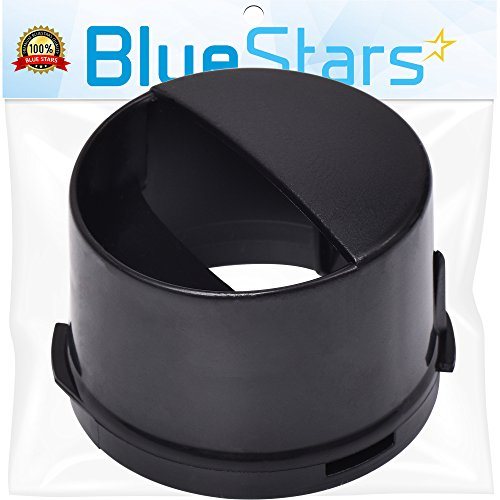 Ultra Durable 2260518B Refrigerator Water Filter Cap Replacement Part by Blue Stars – Exact Fit For Whirlpool & Kenmore Refrigerators - Replaces 2260502B WP2260518B WP2260518BVP PS11739970