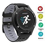 Smart Watch, altimetro/barometro/termometro per orologio sportivo GPS integrato, Activity Tracker in...
