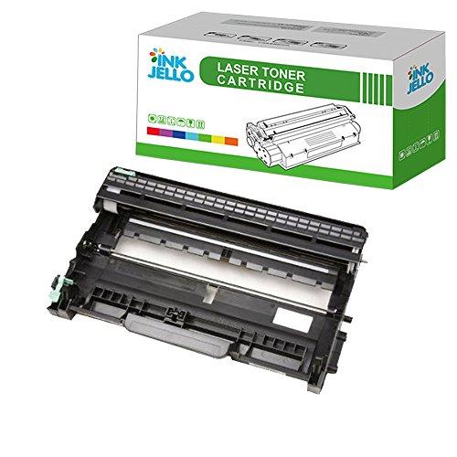 InkJello kompatibel Trommeleinheit Ersatz für Brother DCP-L2500D L2520DW L2540DN HL-L2300D L2340DW L2360DN L2365DW L2700DW MFC-L2720DW L2740DW DR2300 (1-Pack)