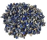 Rhinestone Paradise Aprox. Juego de 200 Perlas de lapislázuli con Forma Natural de Piedras Preciosas, 15 mm hasta 5 mm