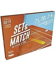 ホビージャパン セット&マッチ 日本語版 (2-4人用 20分 7才以上向け) ボードゲーム