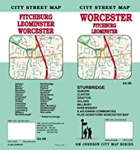Best street map of fitchburg ma Reviews