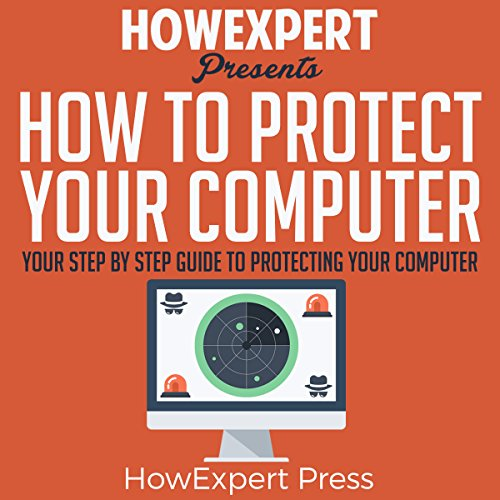 How to Protect Your Computer audiobook cover art